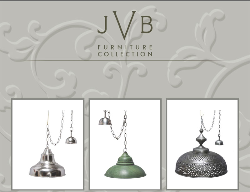 JVB Furniture Collection | Stunning new lamps at JVB Furniture ...