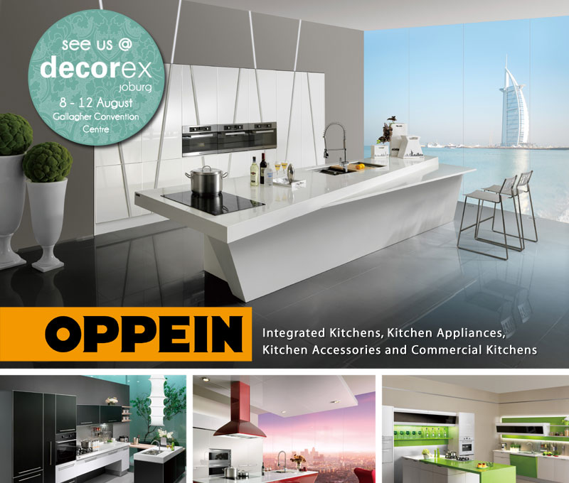 Oppein International Cabinet Co Now In South Africa